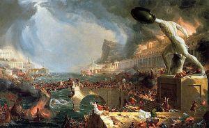 caduta impero romano